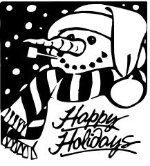 Snowman clipart holiday Happy /holiday/Christmas/snowmen /holiday/Christmas/snowmen/Snowman_images happy /Snowman_images/happy_holidays_snowman