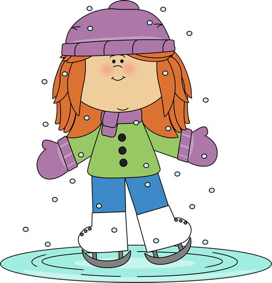 Snowman clipart ice skating Best on images ice about