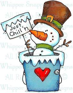 Snowman clipart man Snowmen Snowman man! clip Just