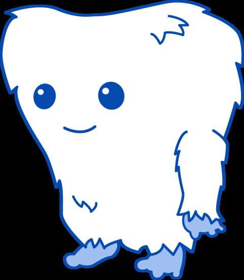 Snowman clipart monster Yeti Cute Cute Clip Art