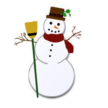 Snowman clipart old fashioned Clipart Panda Snowman Free Clipart
