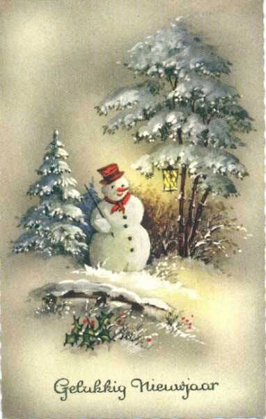 Snowman clipart old fashioned Xmas ClipArt Cards Vintages Art