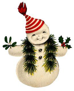Snowman clipart old fashioned Snowman ppGZ_zzk6zg LAg7 com vintage