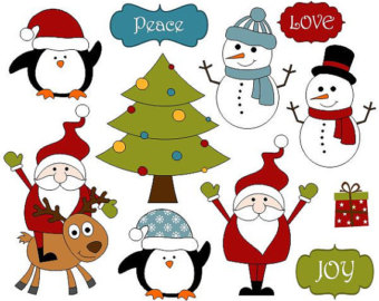 Unique clipart cute christmas Christmas Decoration Christmas Clipart Clipart