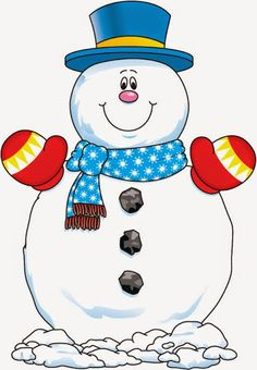 Snowman clipart pizza Betiana Picasa Albums 40 3