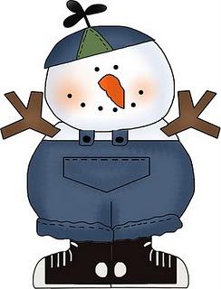 Snowman clipart preschool DoorSnowman about theme on seasonal