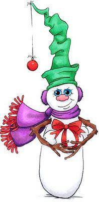 Snowman clipart preschool More for board  this