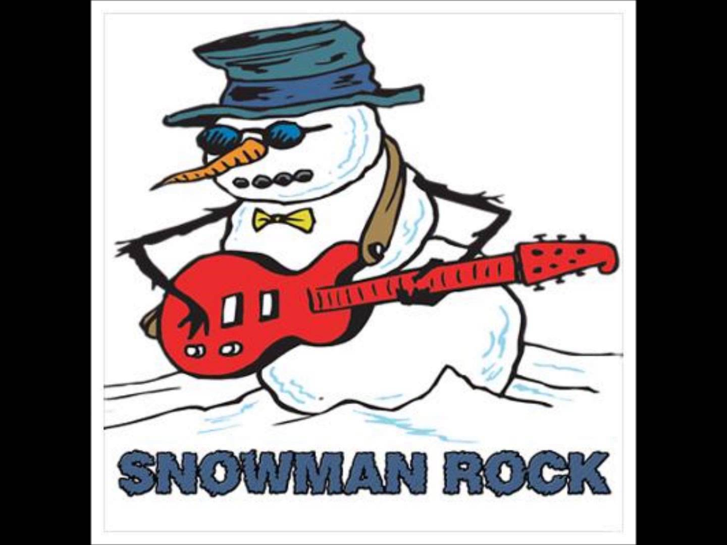 Snowman clipart rock and roll (Rock The YouTube Unsubscribe Version)