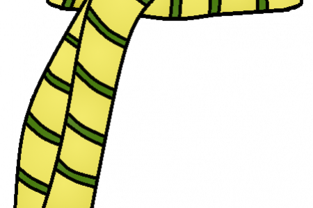 Scarf clipart transparent #2