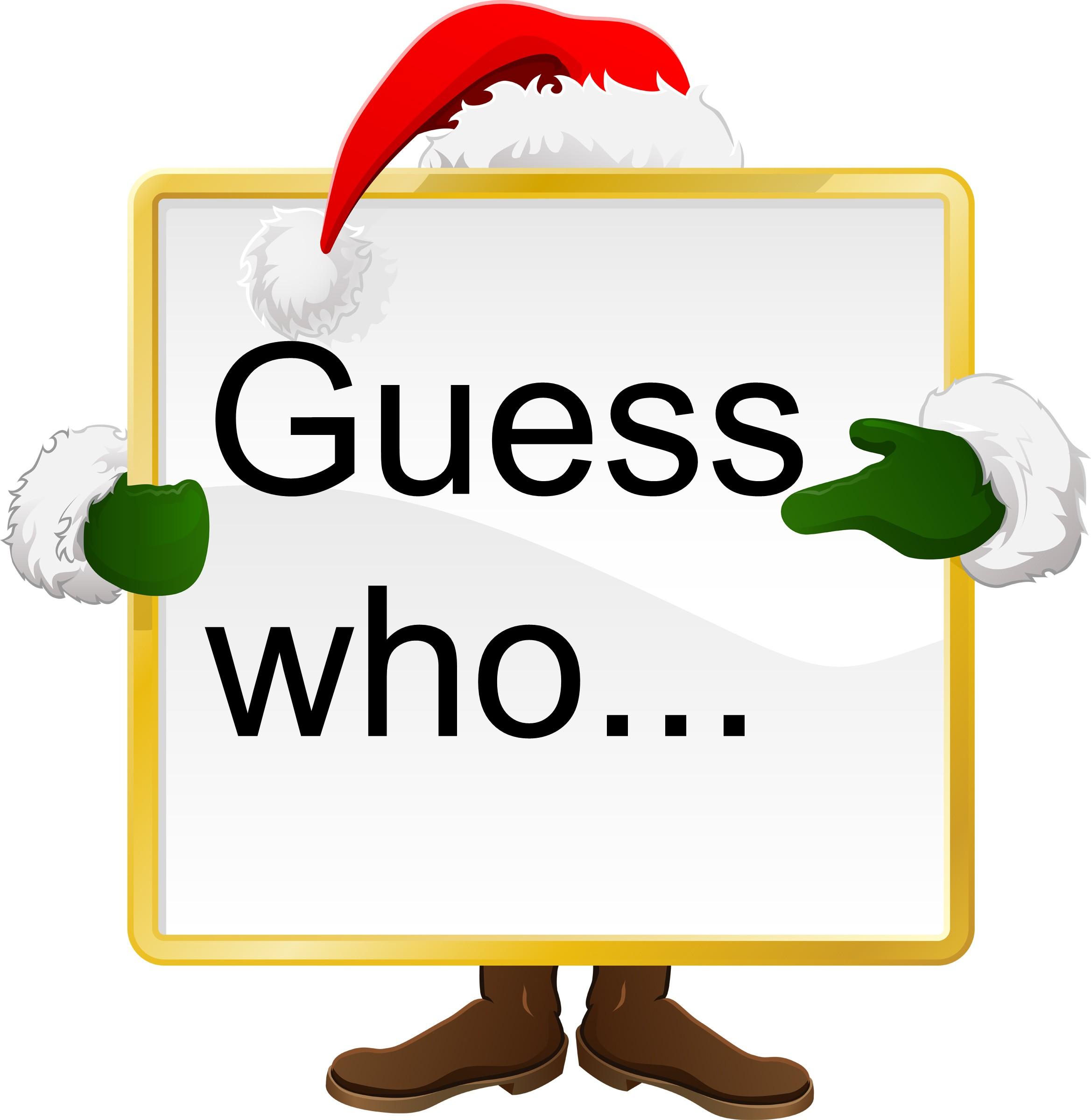 Snowman clipart secret Pal  Clip on Christmas
