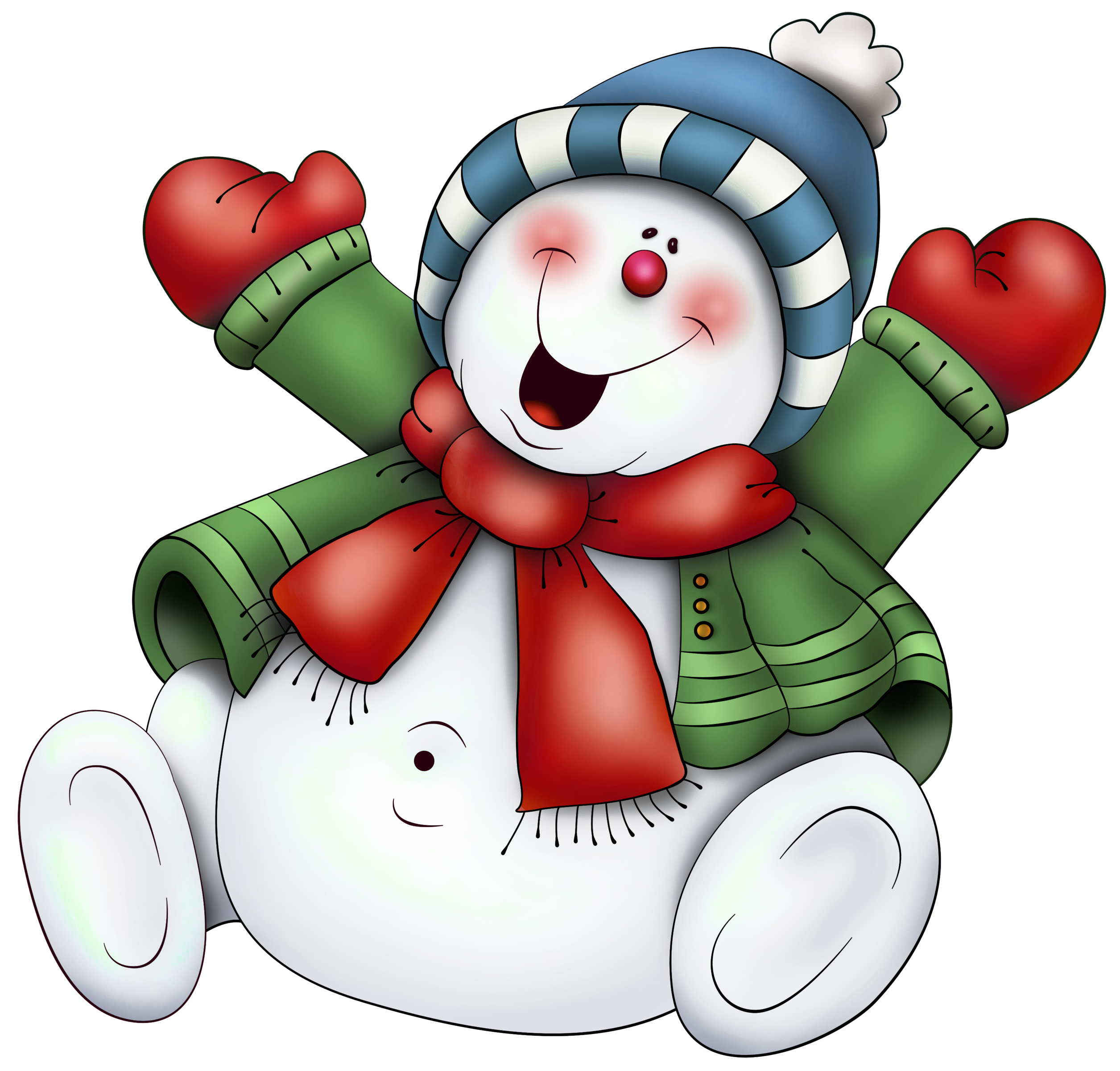 Hearts clipart snowman • Activities Snowman Kindergarten