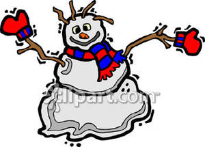 Snowman clipart silly Royalty Snowman Picture Clipart Free