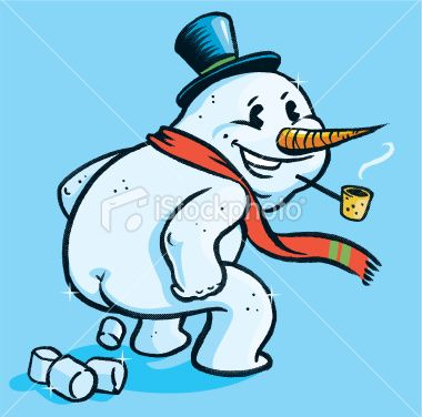 Snowman clipart silly Hat Top Funny Collection snowman