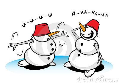 Snowman clipart silly Art Snowman 03 Funny Snowman