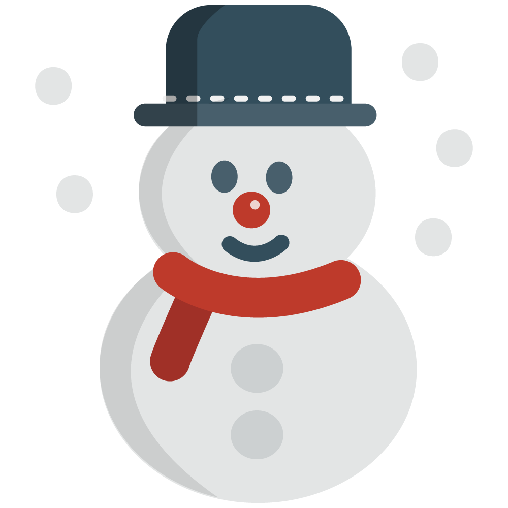 Snowman clipart simple 5 Snowman PDClipart Snowman Download