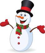 Snowman clipart small Free Royalty Snowman Snowman Art