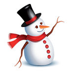 Snowman clipart small Free Images Panda Snowman Clipart