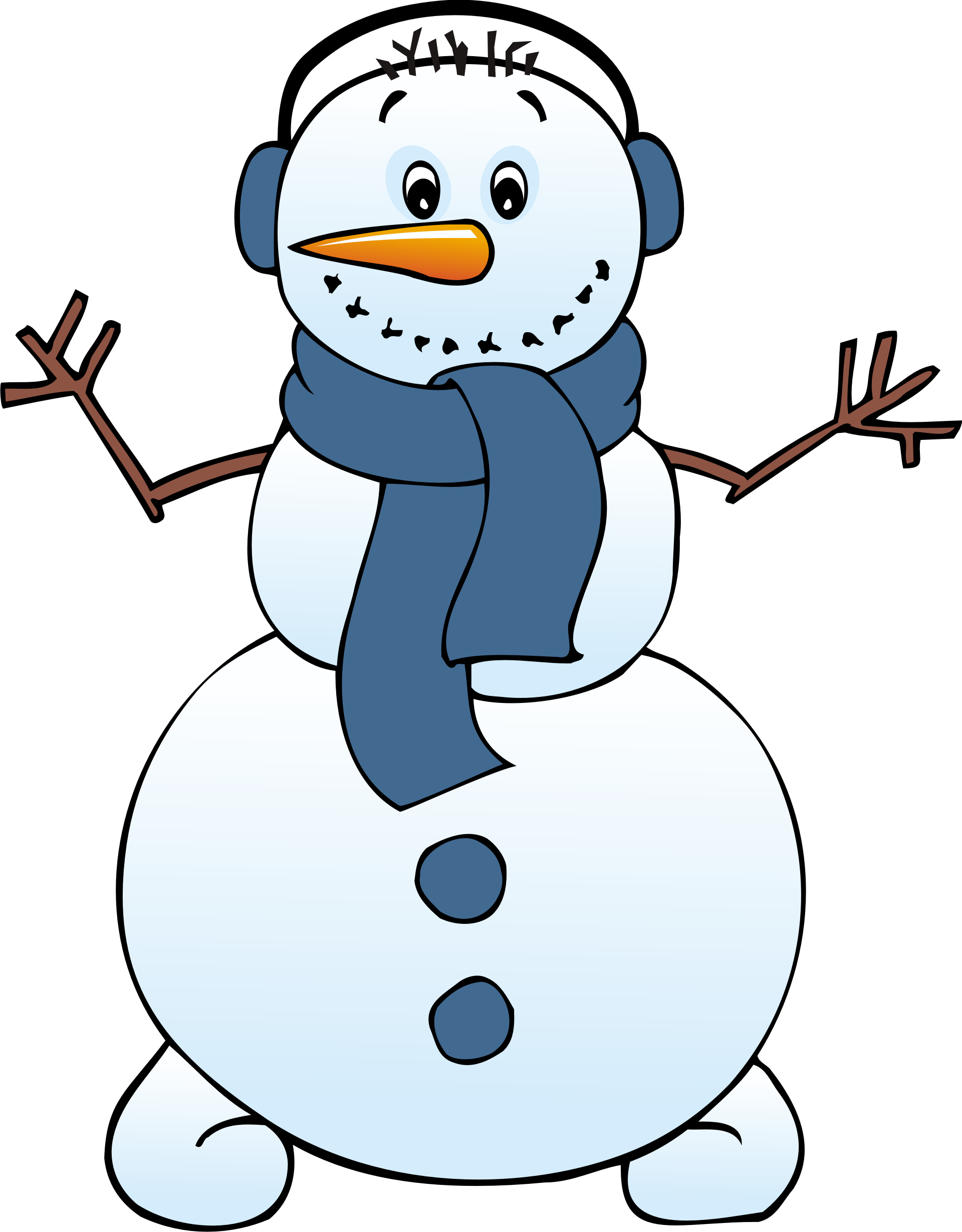 Gallery clipart winter fun Image Free Snowman Event Free