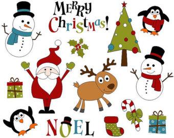 Snowman clipart xmas Cute Clipart Christmas Xmas Decoration
