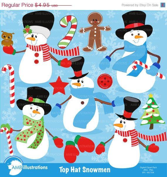 Snowman clipart xmas Only our access Pinterest go