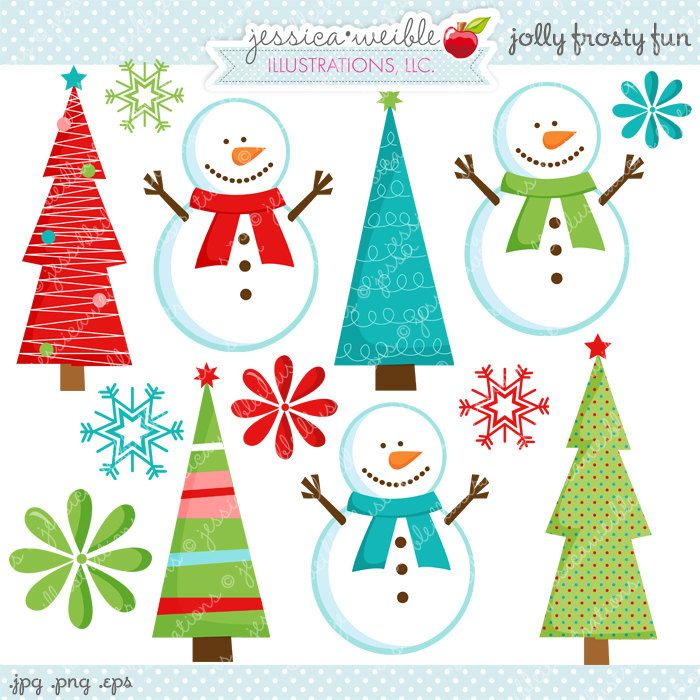 Snowman clipart xmas On Best Use Graphics Clipart
