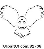 Snowy Owl clipart Art Art Stock contracting biever