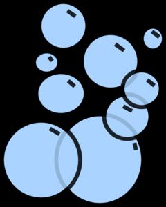 Bubble clipart cute Art Bubbles 2 royalty clip