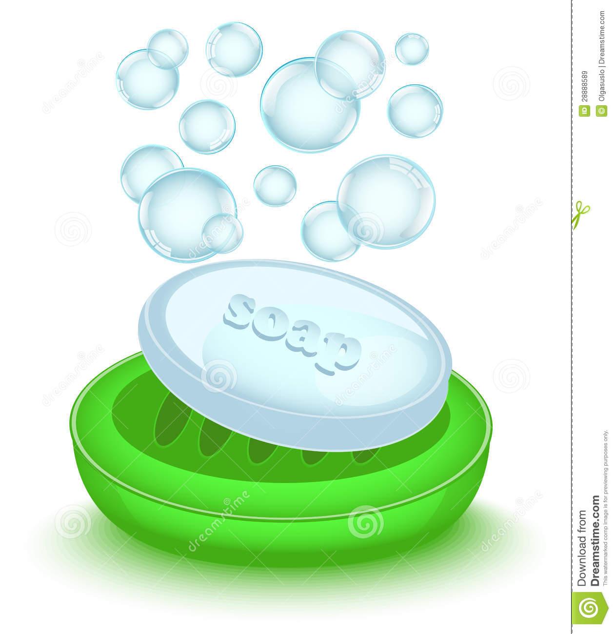 Bubble clipart bar soap Clipart Sabon clipart