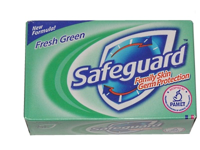 Soy Sauce clipart mayonnaise Green SAFEGUARD SAFEGUARD Fresh Soap