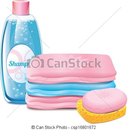 Towel clipart soap shampoo Towel Towel Vectors Soap