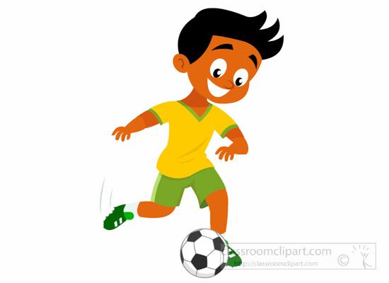 Soccer clipart Boy soccer Clipart girl collection