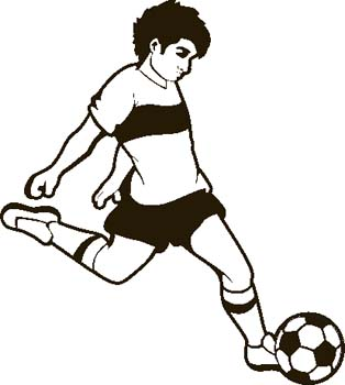 Soccer clipart bicycle kick Soccer soccer%20clipart Art Free Clipart