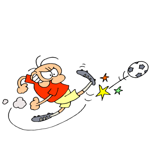 Soccer clipart funny football Clipart collection game player soccer