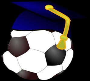 Soccer clipart graduation Com online Clip Clker at