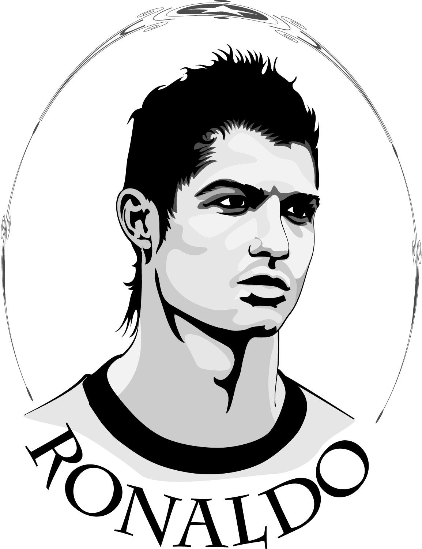 Soccer clipart ronaldo Cr ronaldo clipart clipart ronaldo