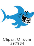 Soccer clipart shark Shark Clipart Soccer Illustration Illustration