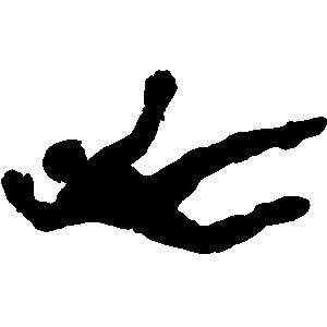 Diving clipart soccer goalie Free Clipart Gallery soccer Soccer