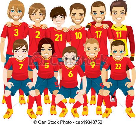 Soccer clipart soccer team Of Team Soccer Soccer