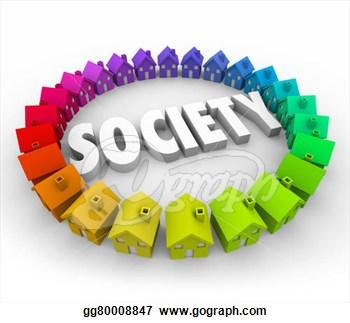 Society clipart #8