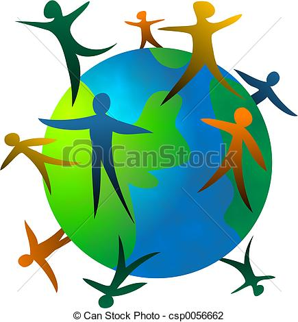 Society clipart employee World Search world People