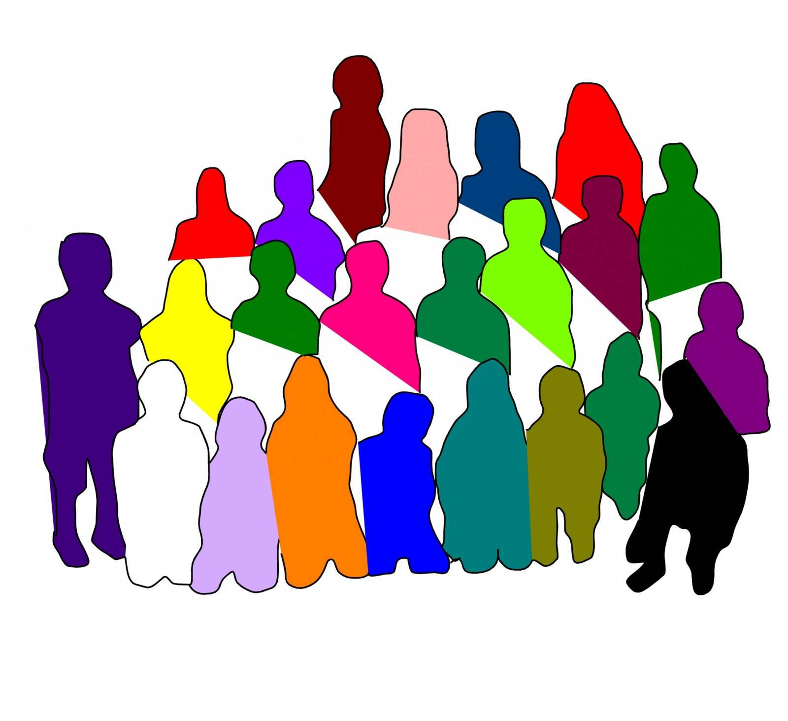Society clipart diversity Why In Is Credit: Important