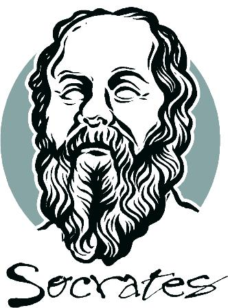 Socrates clipart SMARTER Socrates Learning and Knowledge