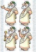 Socrates clipart Philosopher Clipart Free Art Clip Philosophers Greek