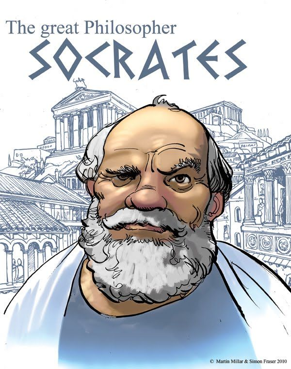 Socrates clipart On 98 Miller about Fraser's
