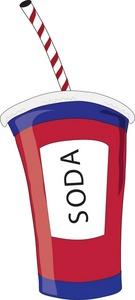 Juice clipart fizzy pop Pop Clipart 135x300 Resolution
