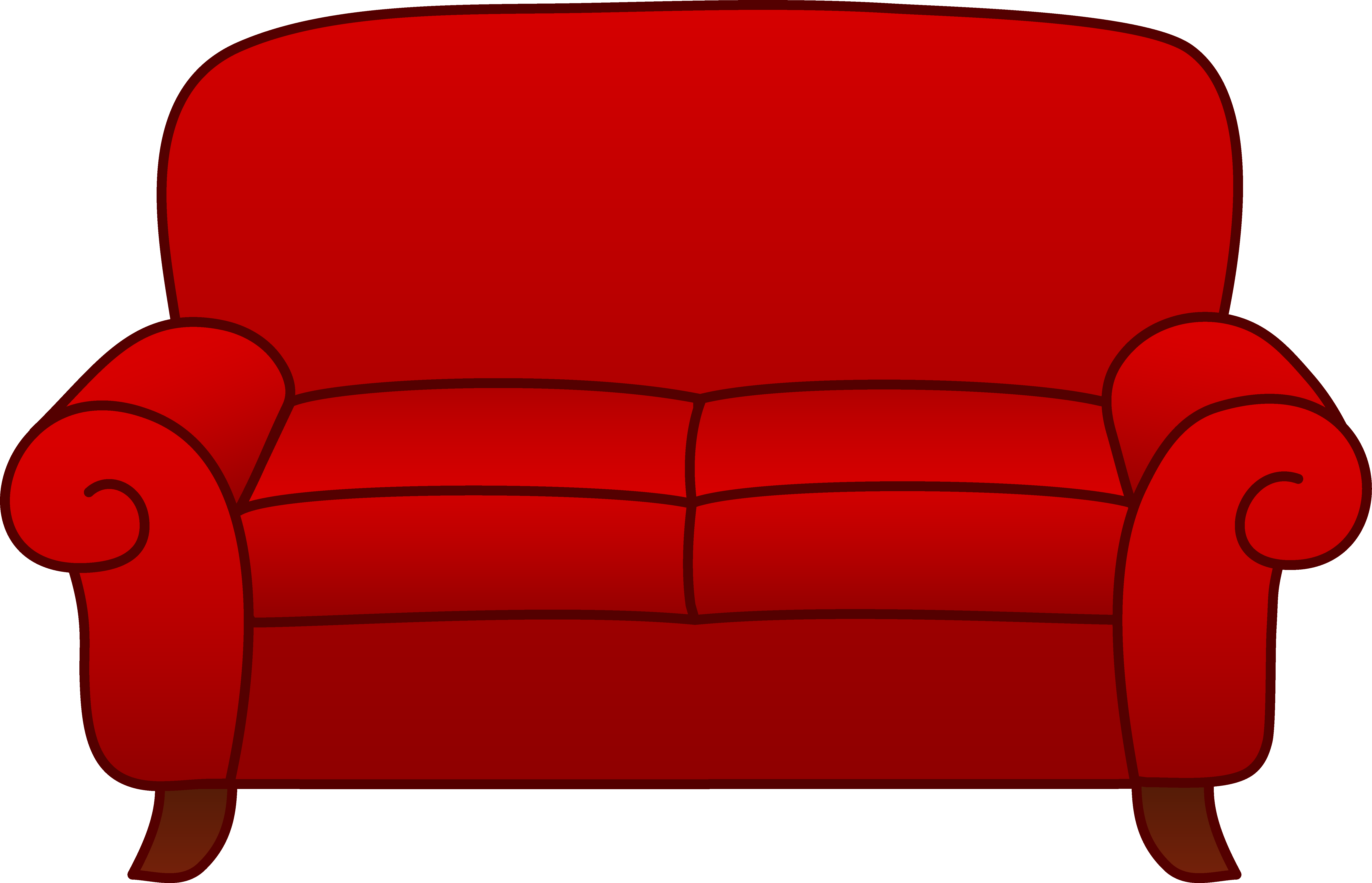 Sofa clipart Clip on Free Clipart