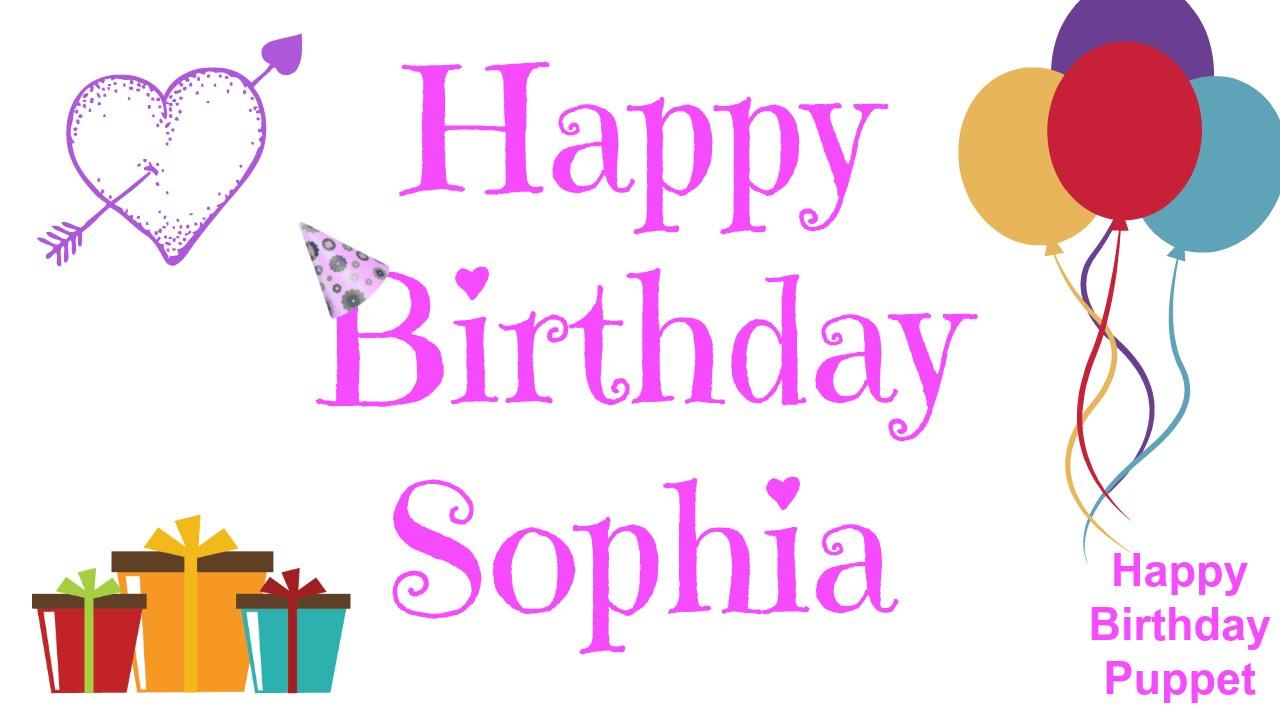Sofia clipart happy birthday Best Happy Ever Song Happy