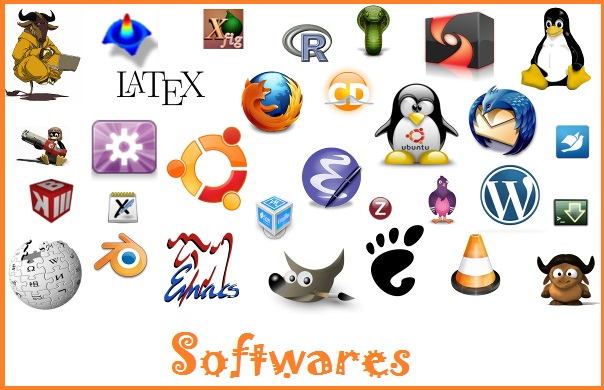 Software clipart computer hardware Variety printers network handle including