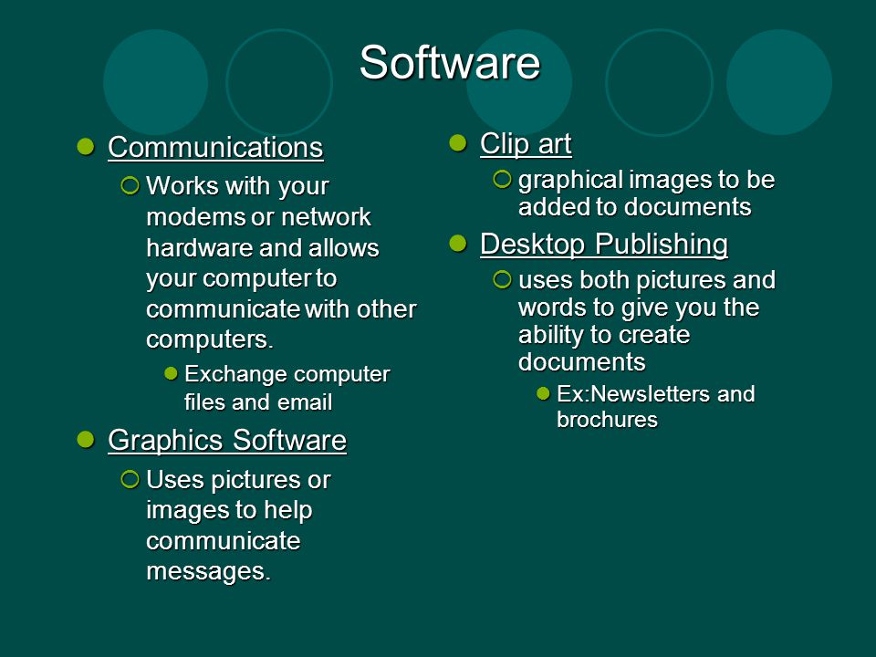 Software clipart computer help Download Introduction to Computer Basics