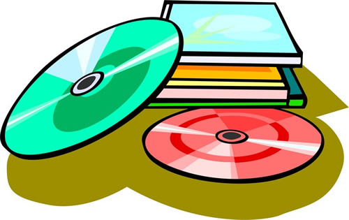 Software clipart computer lab Books cd software clip clipart